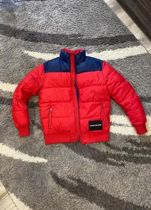 Куртка calvin klein,новая,оригинал! s