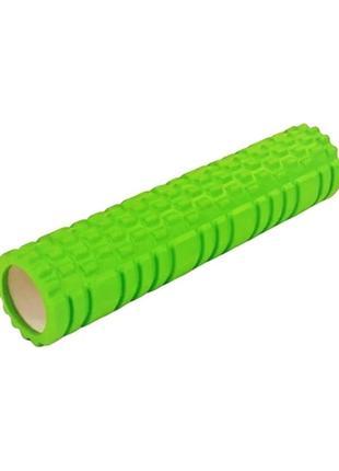 Массажный роллер, валик, ролик для фитнеса