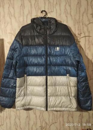 Куртка пуховик karrimor