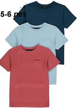 В наличии.футболка,george, 4-5-6 лет, 104-110-116 см