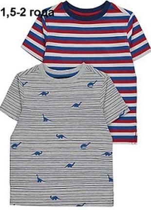 В наличии.футболка,george, 1,5-2 года, 18-24 мес, 86-92 см