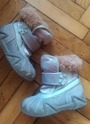 Сапоги зимние primigi, ecco,geox, чоботи зимові