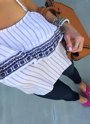 Топ блуза abercrombie