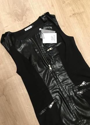 Чёрное платье вечерне платье