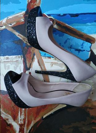 Красивые итальянские  туфельки