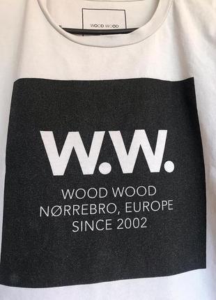 Футболка wood wood