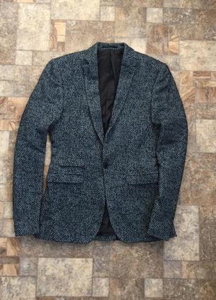 Пиджак приталенный asos