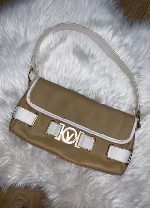 Сумка багет валентино винтаж актуальная сумка