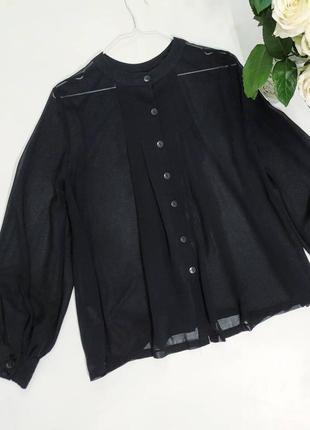 ❤️ шикарная шифоновая блузочка