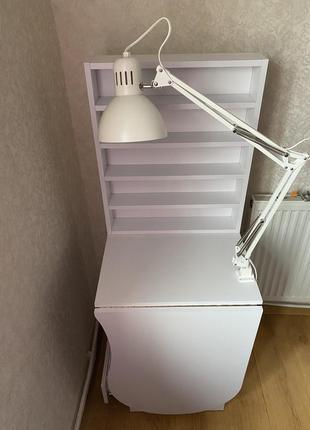 Продам настільну лампу ікеа