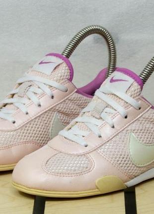 Nike  р 31,5 - 19,5 см кроссовки на девочку стильные