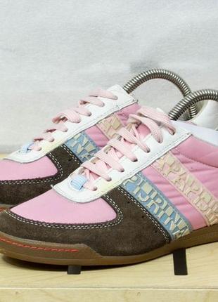 Napapijri р 37 - 24,5 кроссовки женские