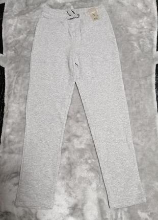 Мужские спортивные штаны с начесом tu размер s