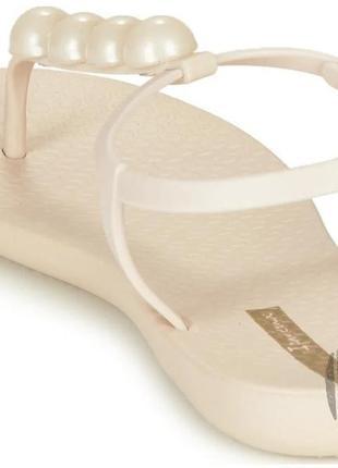 Женские сандалии ipanema class glam ii beige 26207-249116 фото