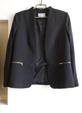 Стильный пиджак, блейзер  для модницы