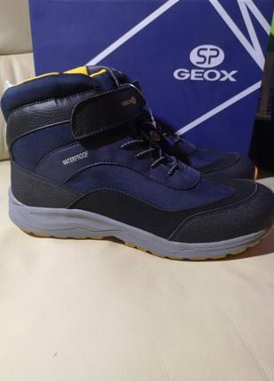Зимние ботинки geox new alaska оригинал