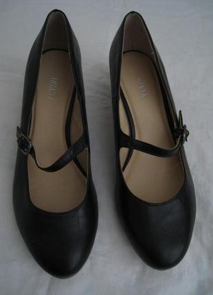 Туфли на тонком ремешке ariane