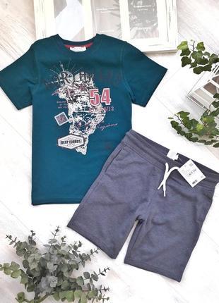 Комплект футболка і шорти c&a