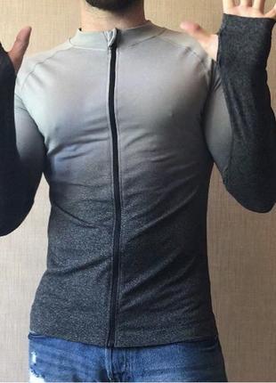 Кофта спорт обтягивающая фирма workout