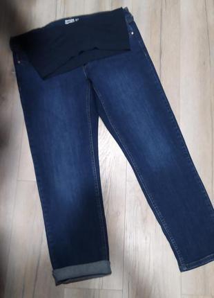 Стильні джинси для вагітних великого розміру