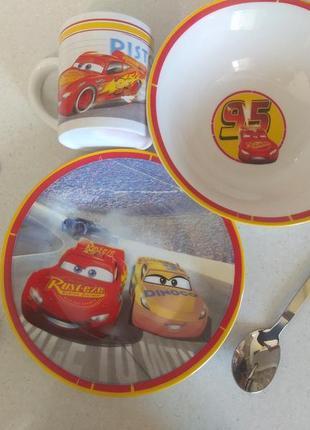 5 предметів. тачки.набір посуди. дитячий посуд