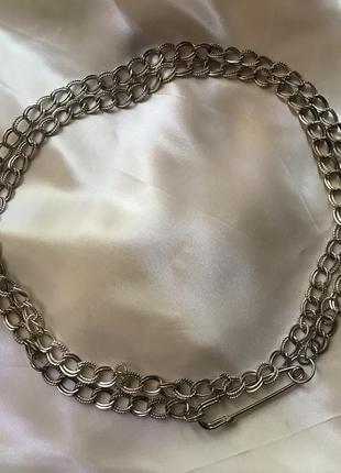 Очень стильная и красивая цепь