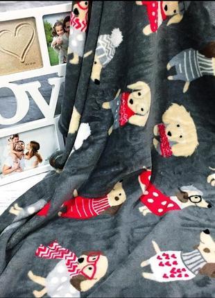 Канадский брендовый плед blankets and beyond пледик одеяло1 фото