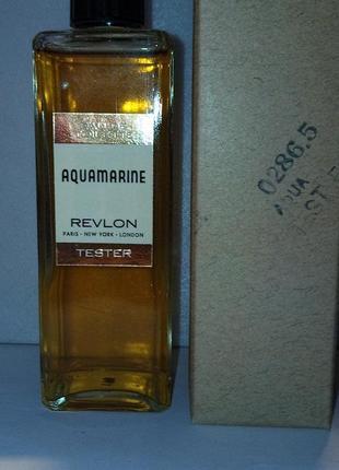 Aquamarine revlon 5 мл пробник