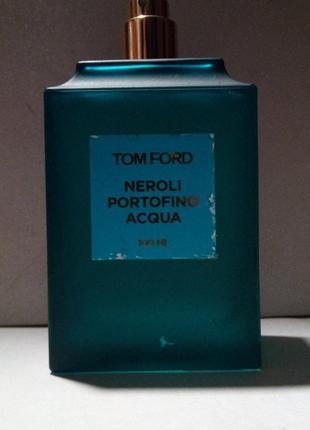 Tom ford neroli portofino acqua 5 мл. пробник