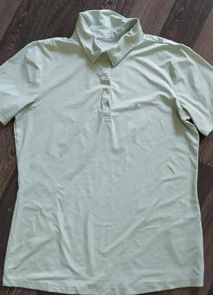 Спортивная футболка поло женская р.l shoffel