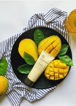 Пенка для умывания the face shop mango