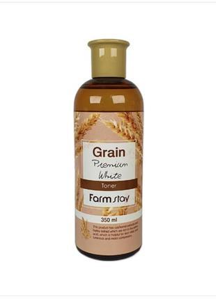 Тонер с маслом ростков пшеницы farm stay