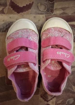 Рожеві кросівочки