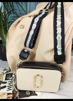 Стильная сумочка реплика marc jacobs новая коллекция 2020
