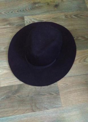 Красивая шерстяная шляпа h&m