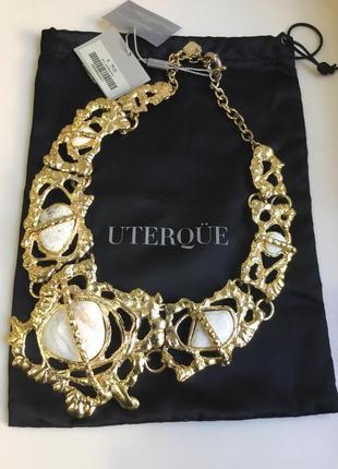Колье/ ожерелье uterque
