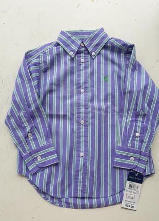 Рубашка сорочка ralph lauren