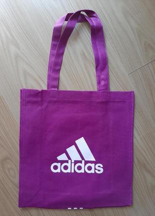 💕💕🛍женская сумка adidas💕🛍 с длиными ручками.оригинал