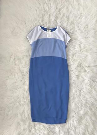 Платье вискоза свободного кроя