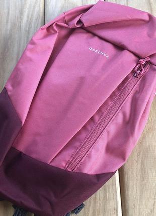 Рюкзак quechua.  лёгкий и удобный