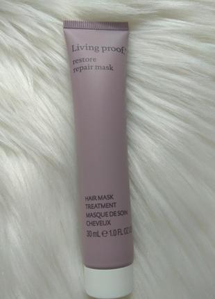 Living proof/mask/маска для волос/питательная маска/профуход