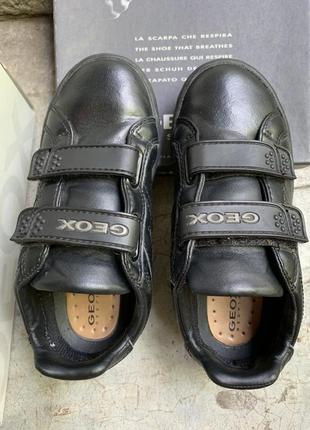 Туфли натуральная кожа geox 30р