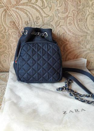Zara рюкзак сумка