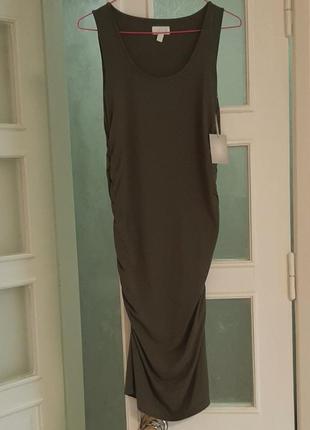 Платье топ на лето для беременных от американского бренда aglow