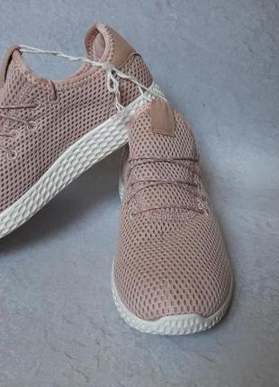 Текстильные летние кроссовки crivit