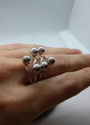 Срібне колечко (серебро, срібло, кольцо) 925 проба