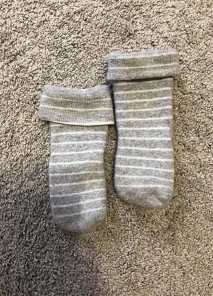 Носки в полоску, зима, primark