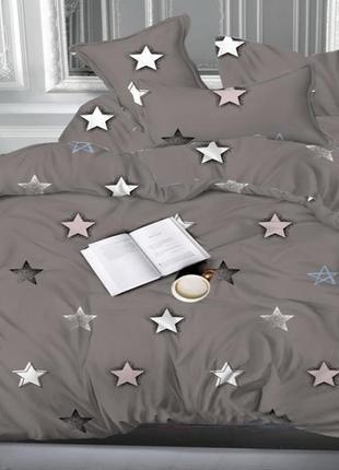 Постільна білизна постіль сатин постельное белье