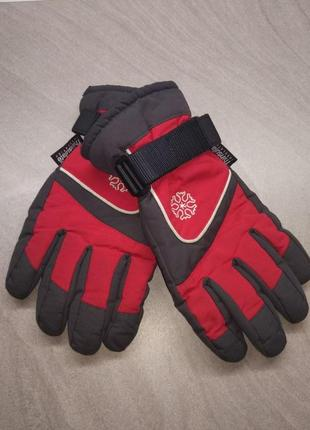 Лижні рукавиці. перчатки лыжные