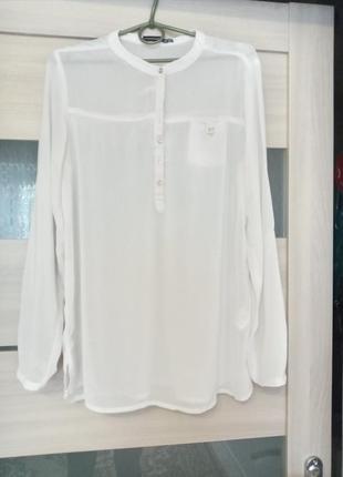 Белое парео,блузка,блуза